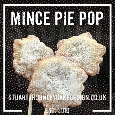 Mince Pie Pop
