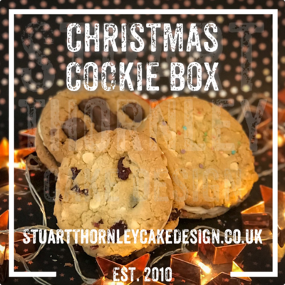 Christmas Cookie Box