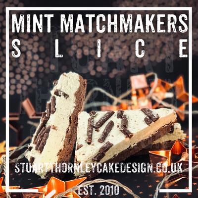 Mint Matchmakers Slice