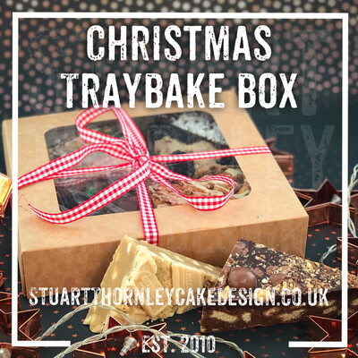 Christmas Traybake Box