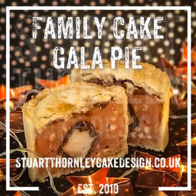 Family Cake Gala Pie