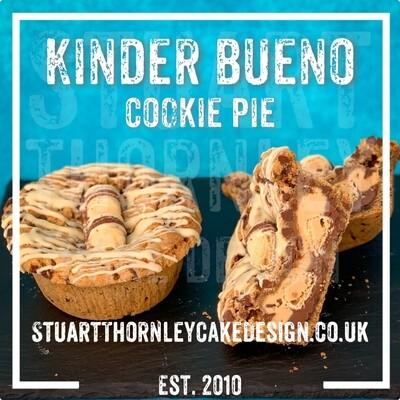 Kinder Bueno Cookie Pie