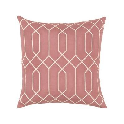 Blush Print Pillow