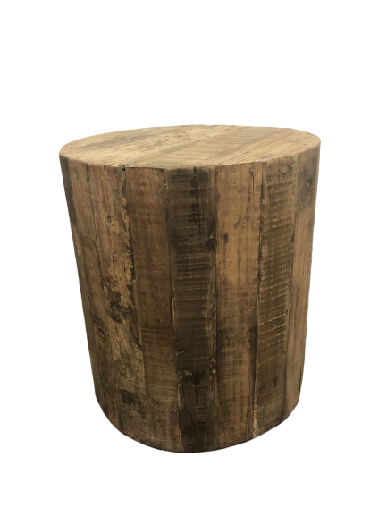 Woody Side Table