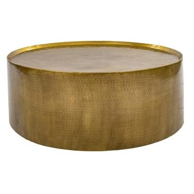 Drum Coffee Table - Large