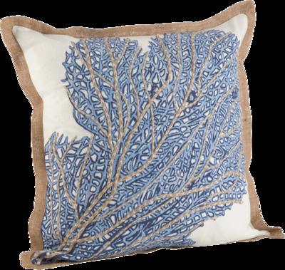 Sea Fan Pillow
