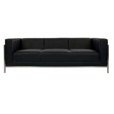 South Beach Sofa - Black