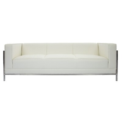 South Beach Sofa - White