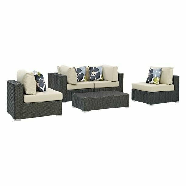 5-Piece Outdoor Furniture Set