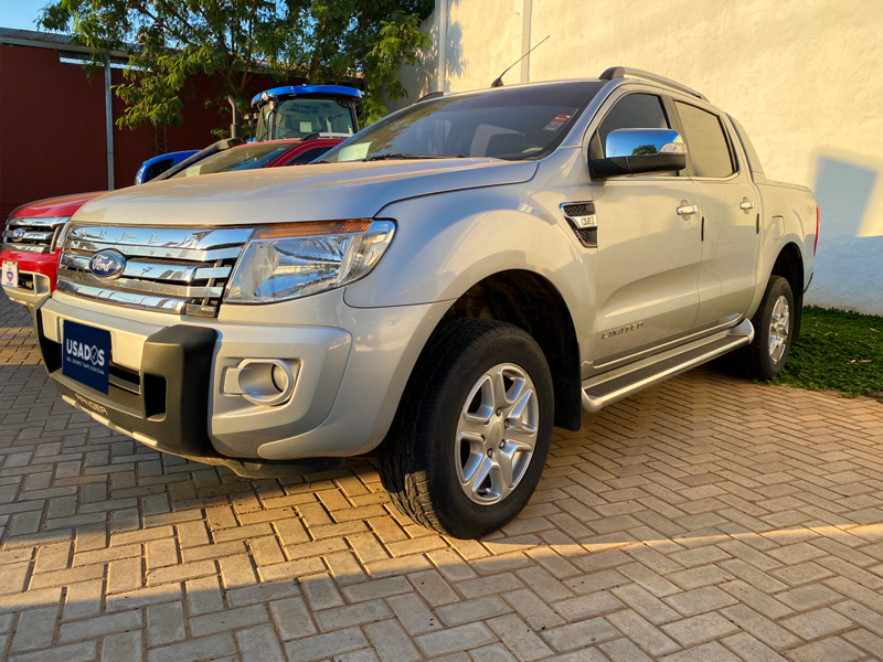 FORD RANGER DC LIMITED 4X4