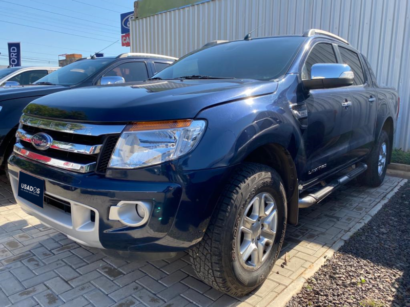FORD RANGER LIMITED 3.2L