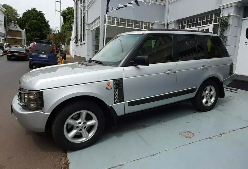 LAND ROVER RANGER ROVER VOGUE
