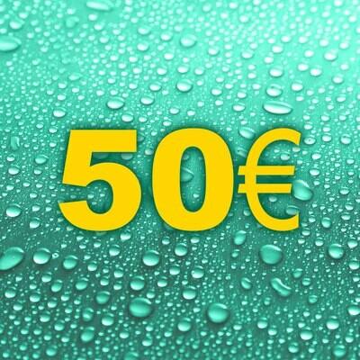 + 7€ geschenkt