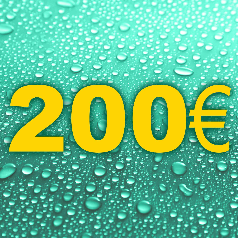 + 40€ geschenkt