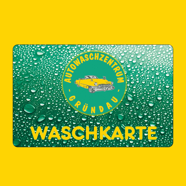 Waschkarte