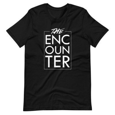 The Encounter Unisex T-Shirt (black)
