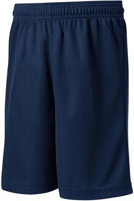 Navy Gym Shorts