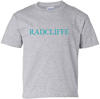 Gray Short-Sleeve Radcliffe T-Shirt