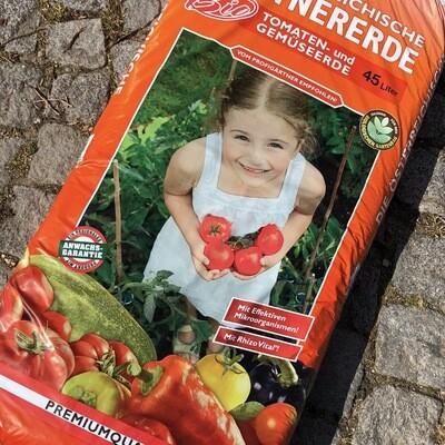 BIO Gemüseerde 45L