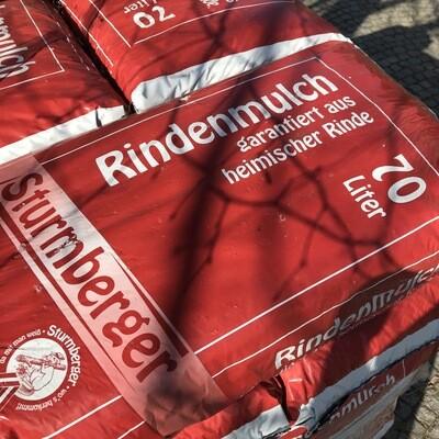 Rindenmulch 70L