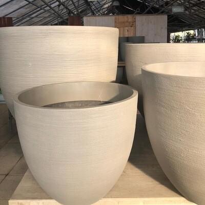 Outdook Gefäß Pot rund - Fiberstone