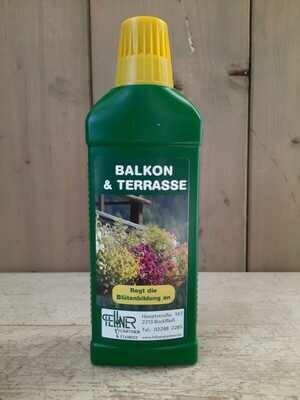 Balkon & Terrasse Flüssigdünger 500 ml