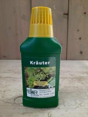 Kräuter Flüssigdünger 250ml