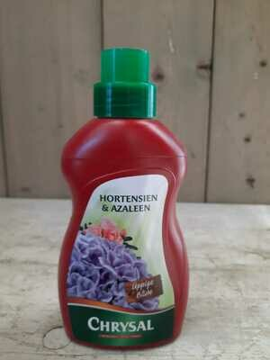 Hortensien & Azaleen Flüssigdünger 500 ml