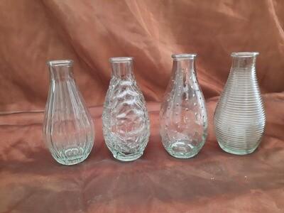 kleine Glasvasen
