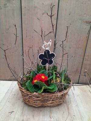 Frühlingskörbchen in 3 Größen