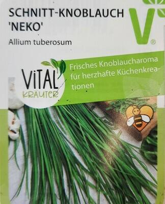 "Schnitt-Knoblauch ""Neko"""