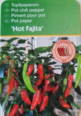 """Topfpeperoni """"Hot Fajita"""""""