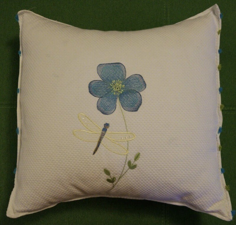 Pillow Cover 18 X 18