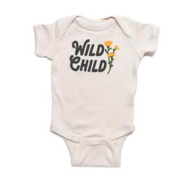 KNW Wild Child Onesie