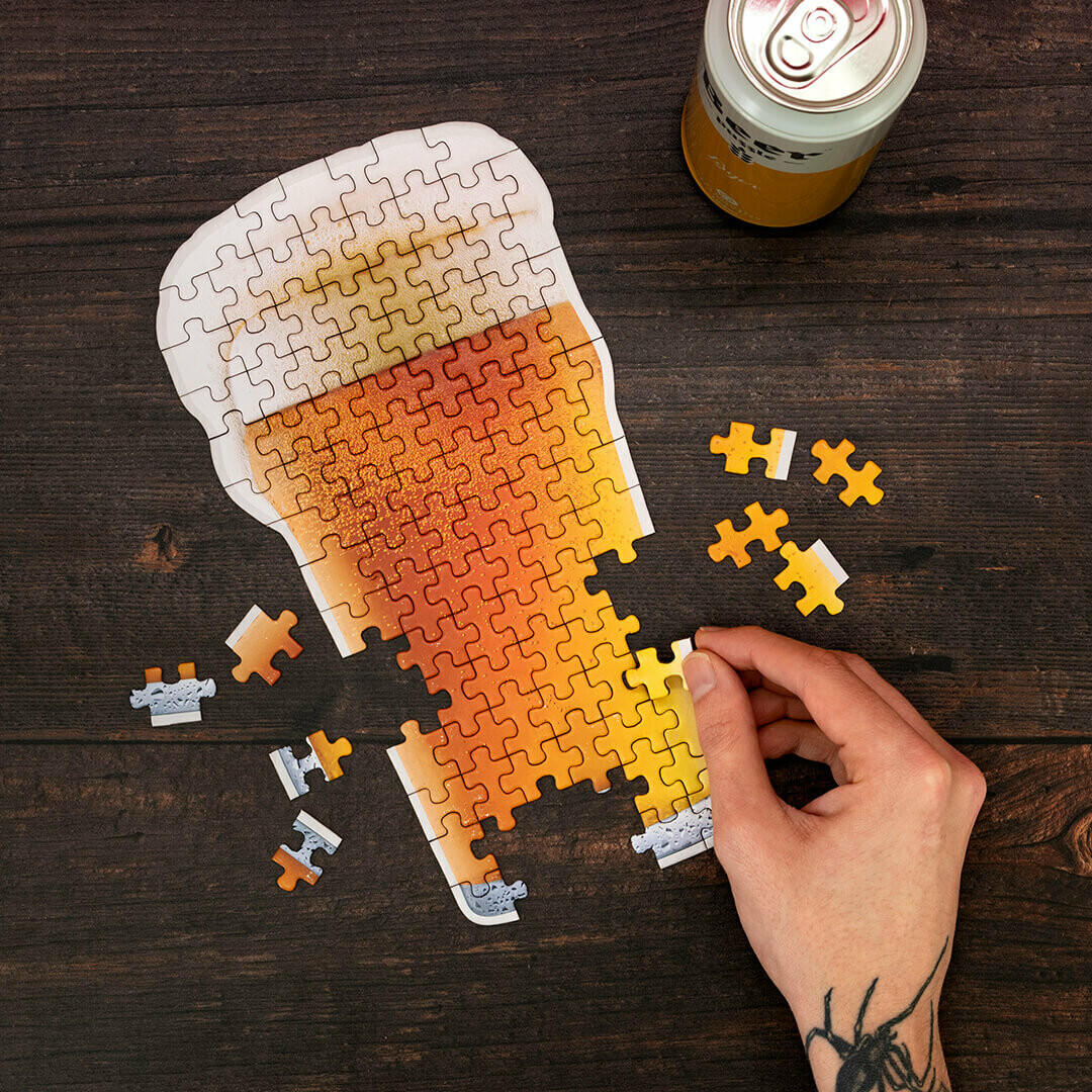 Beer Puzzle