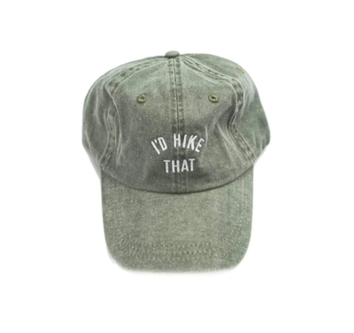 KNW HIKE THAT HAT