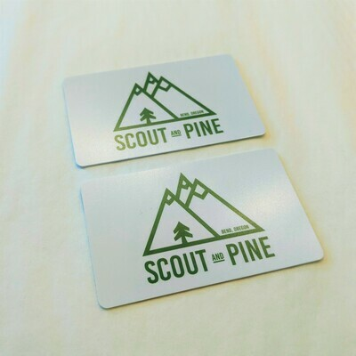 Scout and Pine Gift Cards