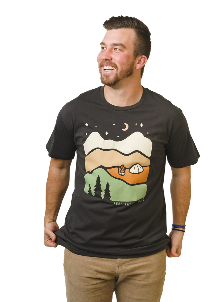 KNW Better in the Mountains Unisex Tee