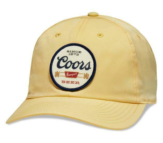 AN COORS DRIFTER HAT