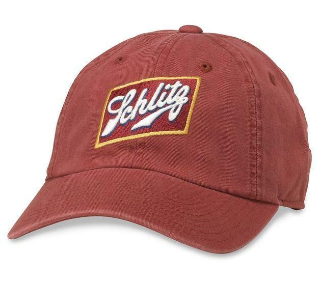 AN SCHLITZ BALLPARK HAT