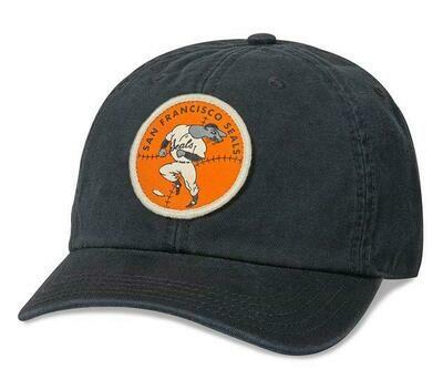 AN SF Seals Hepcat Hat