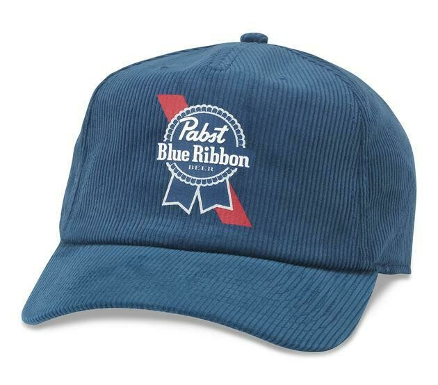 AN PBR CORDUROY HAT