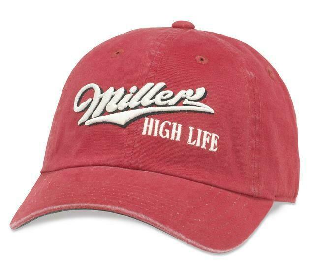 AN HIGH LIFE NRAGLAN HAT