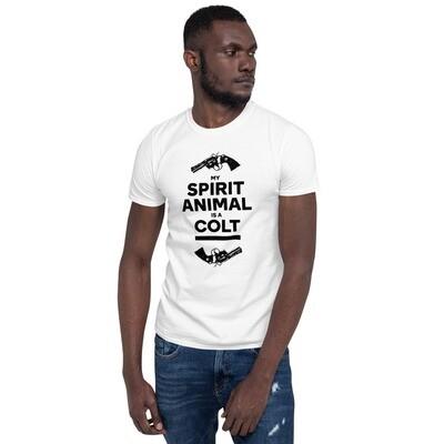 """My Spirit Animal Is A Colt"" Unisex T-Shirt"