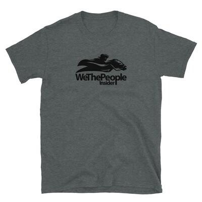 """WTPI Special Black Logo"" Short-Sleeve Unisex T-Shirt"