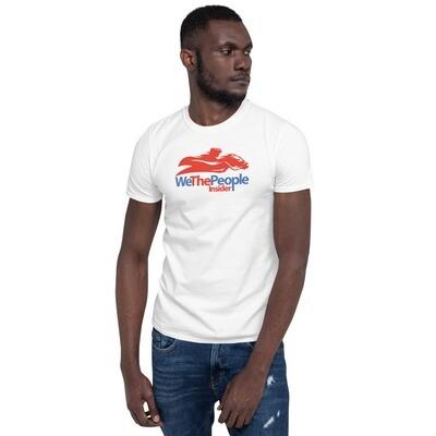 """WTPI Logo"" Color Short-Sleeve Unisex T-Shirt"