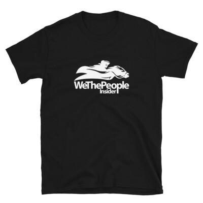"""WTPI Special White Logo"" Short-Sleeve Unisex T-Shirt"