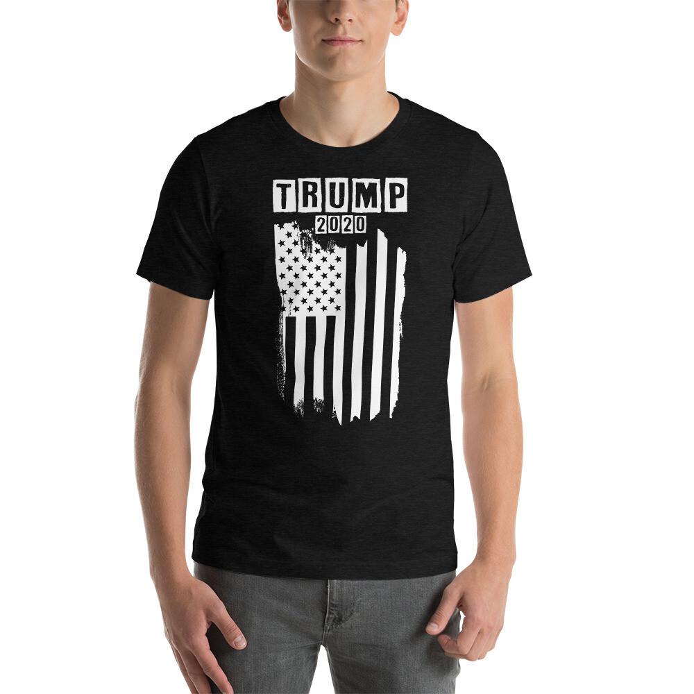 """TRUMP FLAG 2020"" Short-Sleeve Unisex T-Shirt"