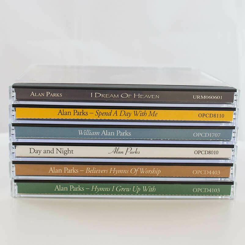 4 CD Package