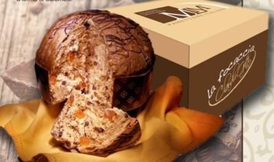Focaccia al Cioccolato e Pere